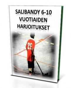 6-10 Vuotiaiden Salibandyharjoitteet, Harjoitteita, Säbä