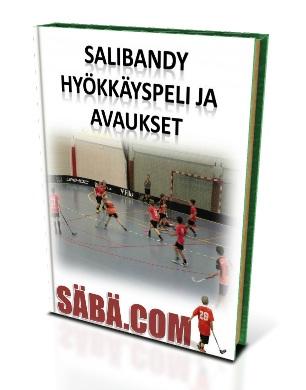 Salibandy hyökkäys harjoitteet ja pelin avaus harjoitteet eKirja