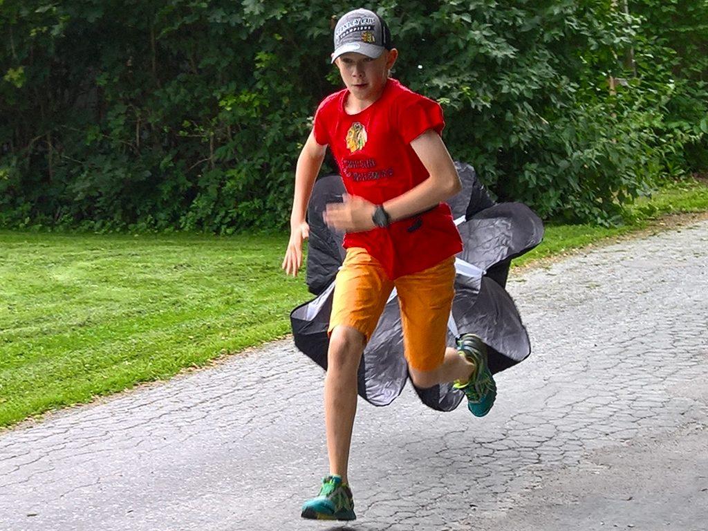 Juoksuvarjo Salibandy